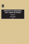 Jacket Image For: Advances in Industrial and Labor Relations