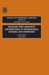 Jacket Image For: MSU Contributions to International Business and Innovation