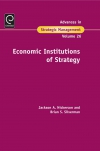 Jacket Image For: Economic Institutions of Strategy