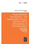 Jacket Image For: Organizational Generativity