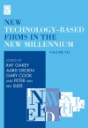 Jacket Image For: New Technology-Based Firms in the New Millennium