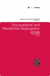 Jacket Image For: Occupational and Residential Segregation