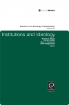 Jacket Image For: Institutions and Ideology