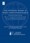 Jacket Image For: Expanding Sphere of Travel Behaviour Research