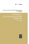 Jacket Image For: Frontiers in Eco Entrepreneurship Research