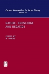 Jacket Image For: Nature, Knowledge and Negation