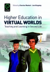 Jacket Image For: Higher Education in Virtual Worlds