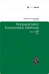 Jacket Image For: Nonparametric Econometric Methods