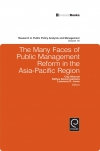 Jacket Image For: The Many Faces of Public Management Reform in the Asia-Pacific Region