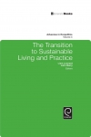 Jacket Image For: The Transition to Sustainable Living and Practice