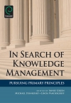 Jacket Image For: In Search of Knowledge Management