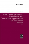 Jacket Image For: New Developments in Theoretical and Conceptual Approaches to Job Stress
