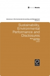 Jacket Image For: Sustainability, Environmental Performance and Disclosures