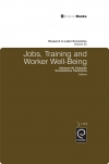 Jacket Image For: Jobs, Training, and Worker Well-Being