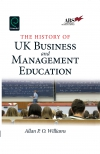 Jacket Image For: The History of UK Business and Management Education