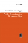 Jacket Image For: Public Administration Singapore-Style