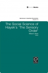 Jacket Image For: The Social Science of Hayek's The Sensory Order