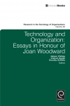 Jacket Image For: Technology and Organization